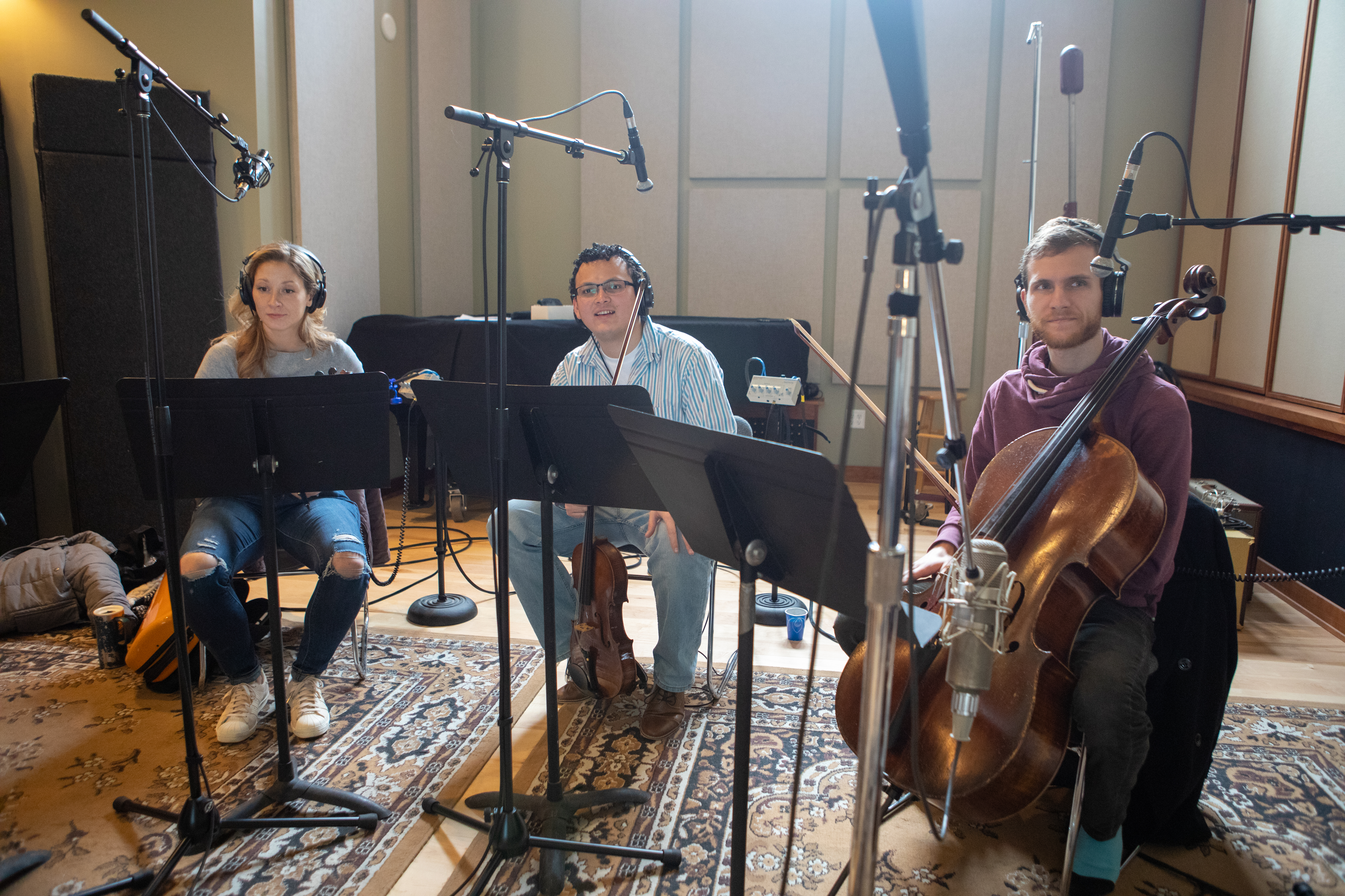 Love Bugs Recording Session-4