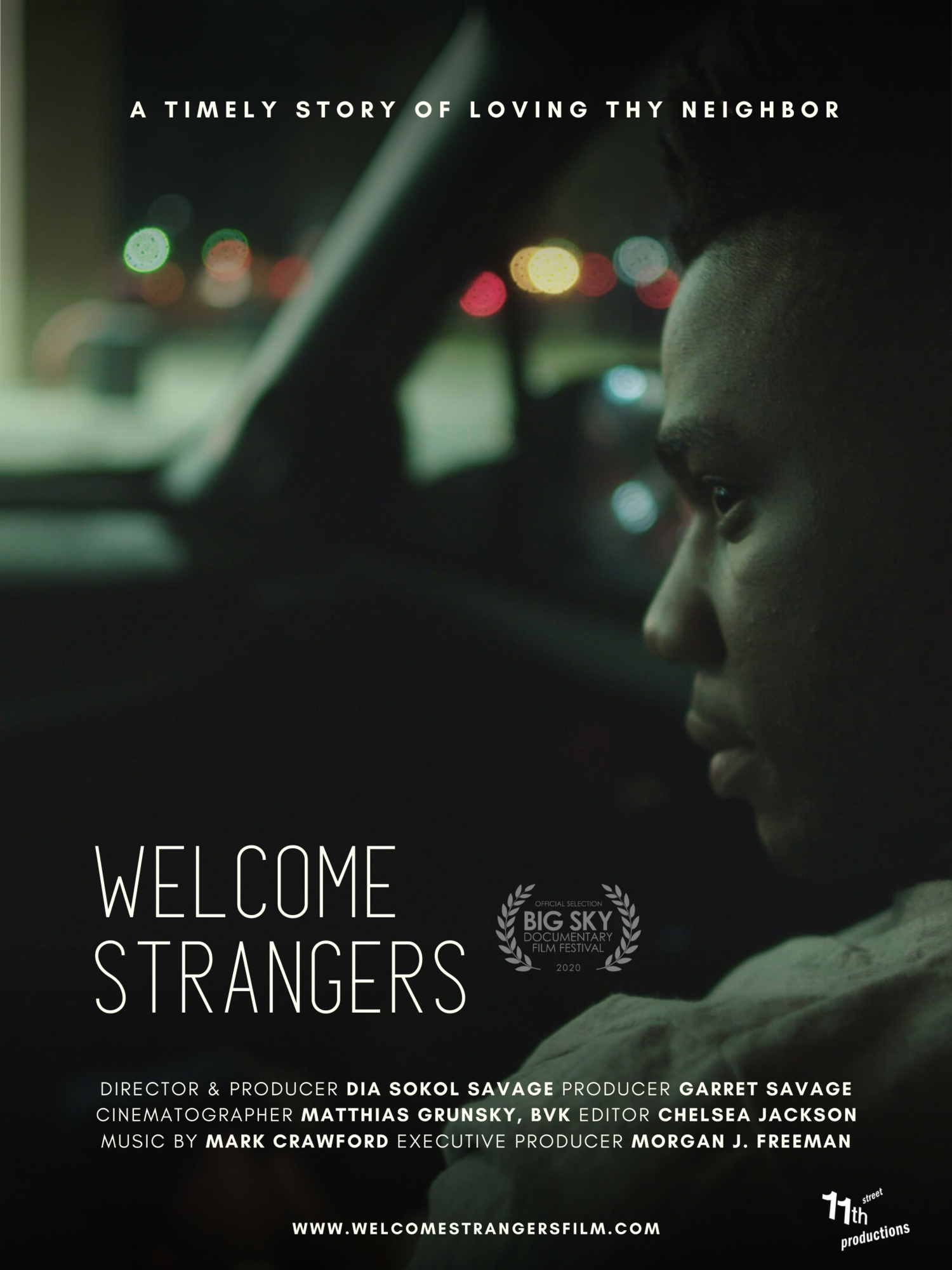 Welcome Strangers (2020)