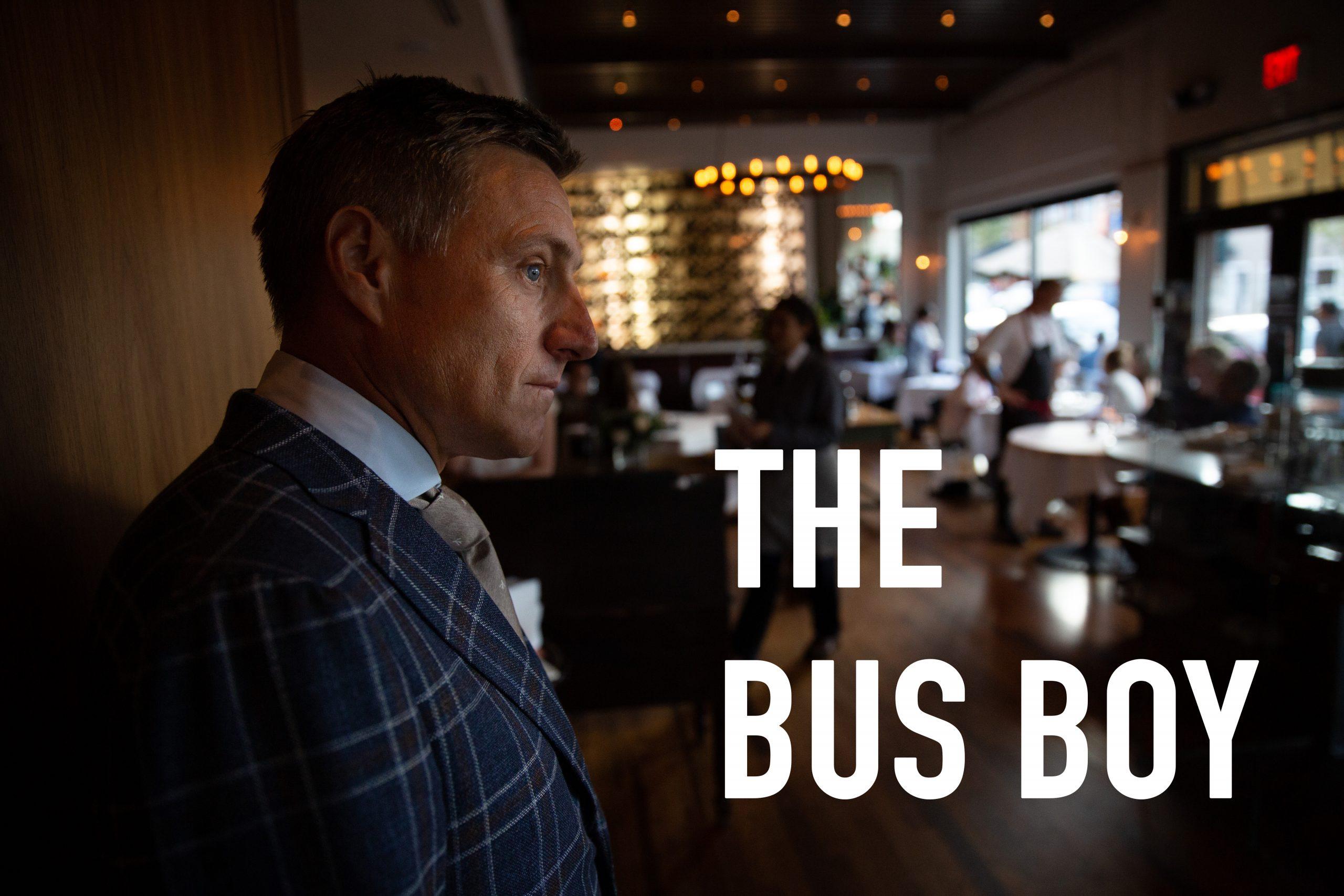 The Bus Boy (2019)