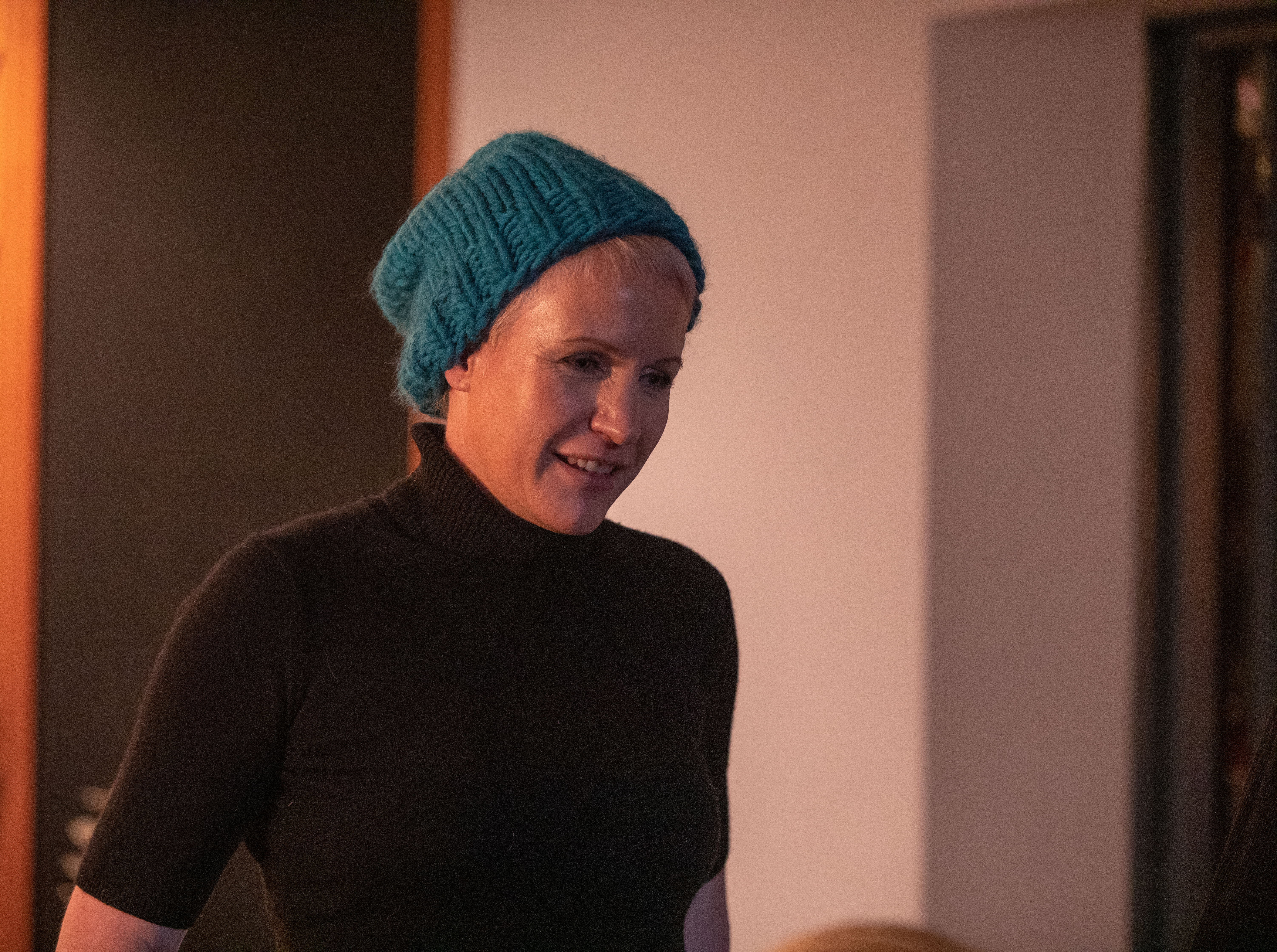 Love Bugs recording session, Allison Otto, director