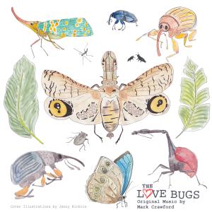 Lovebugs montage-title - Album Cover